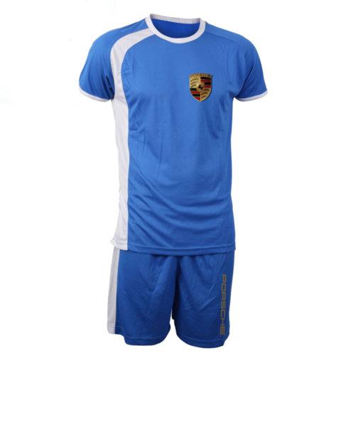 Καλοκαιρινή Αθλητική Φορμα Πολυεστέρα PORSCHE - Μπλουζάκι και Σόρτς Κολύμβησης
