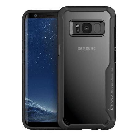 iPaky Acrylic Hybrid Shockproof Samsung Galaxy  S8 / S8 Plus