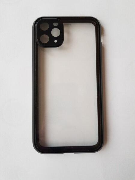360 градусов кейс със защита на камерата и магнитно затваряне за iPhone 11 / 11 Pro / 11 Pro Max