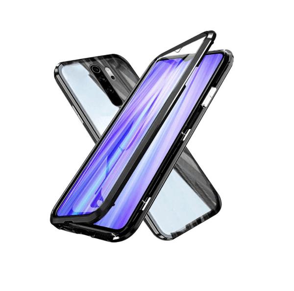 360 градусов кейс с протектор и магнитно затваряне за Xiaomi Redmi 9 / 9A / 9C