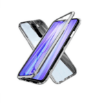 360 градусов кейс с протектор и магнитно затваряне за Xiaomi Redmi Note 9 / Note 9 Pro / Note 9S-Copy