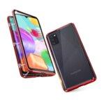 360 градусов кейс с протектор и магнитно затваряне за Samsung Galaxy A31-Copy