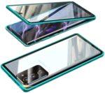 360 градусов кейс с протектор и магнитно затваряне за Samsung Galaxy Note 20