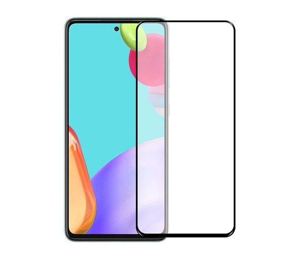 5D Full Glue стъклен протектор за целият екран за Samsung Galaxy A52 / A52 5G / A72 / A72 5G