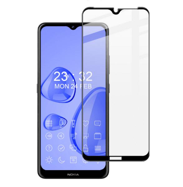 5D Full Glue стъклен протектор за целият екран за Nokia 2.4