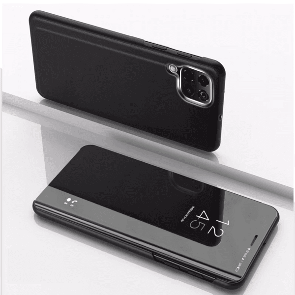 Калъф Clear View Stand Cover за Samsung Galaxy A42 5G