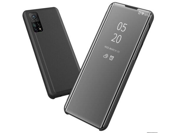 Калъф Clear View Stand Cover за Xiaomi Mi 10T 5G / Mi 10T Pro 5G / Mi 10T Lite 5G