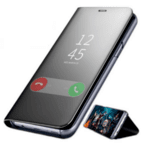 Калъф Clear View Stand Cover за Xiaomi Mi 10T 5G / Mi 10T Pro 5G / Mi 10T Lite 5G-Copy