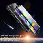 360 градусов кейс с протектор и магнитно затваряне за Samsung Galaxy M21