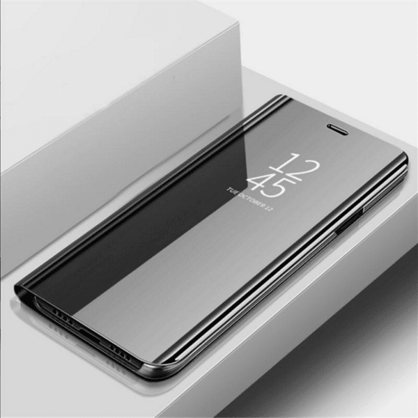 Калъф Clear View Stand Cover за Samsung Galaxy M21