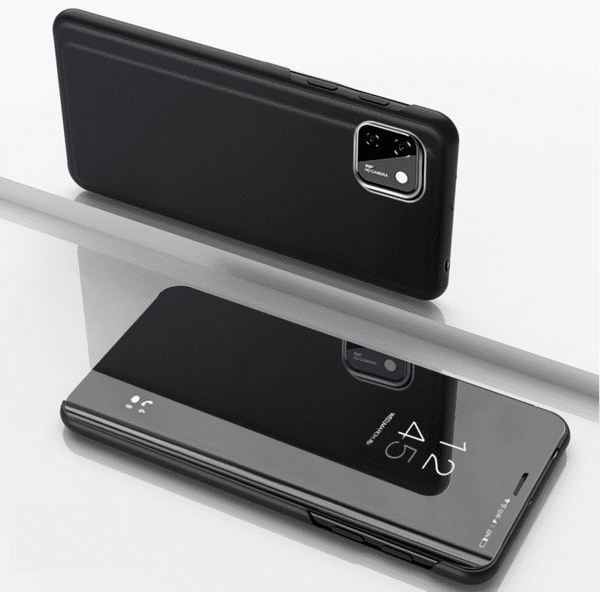 Калъф Clear View Stand Cover за Realme C11