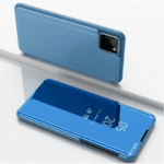 Калъф Clear View Stand Cover за Realme 7-Copy