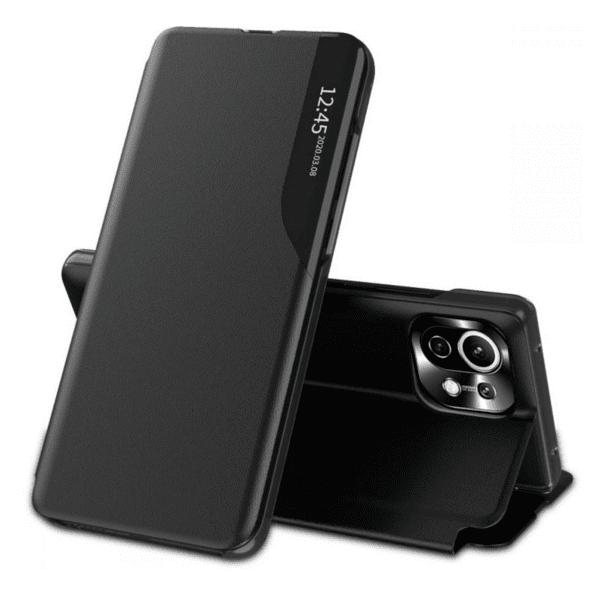 Smart View Leather Flip Cover за Xiaomi Mi 11 Lite