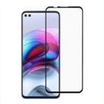 5D Full Glue стъклен протектор за целият екран за Motorola Moto G100