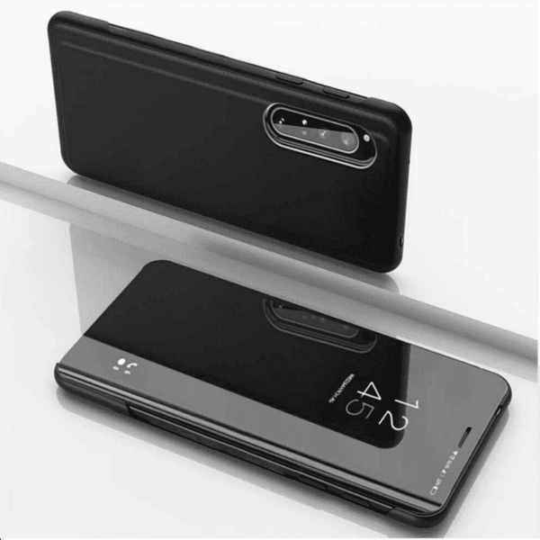 Калъф Clear View Stand Cover за Sony Xperia 5 II