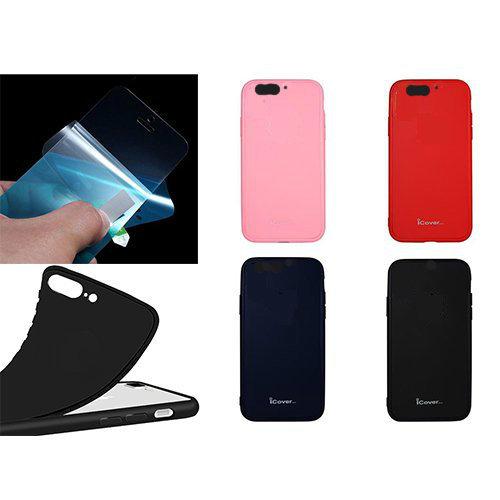 iCover TPU 360 Case + Nano Glass Xiaomi Mi 8/ MI 8 SE / Mi 8 Lite