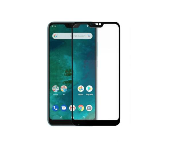 5D Full Glue стъклен протектор за целият екран за Huawei Honor 9 Lite