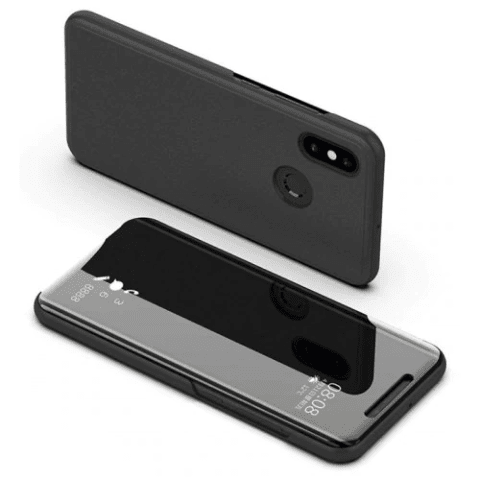 Калъф Clear View Stand Cover за Xiaomi Mi 8/Mi 8 Lite/Mi 8 Pro