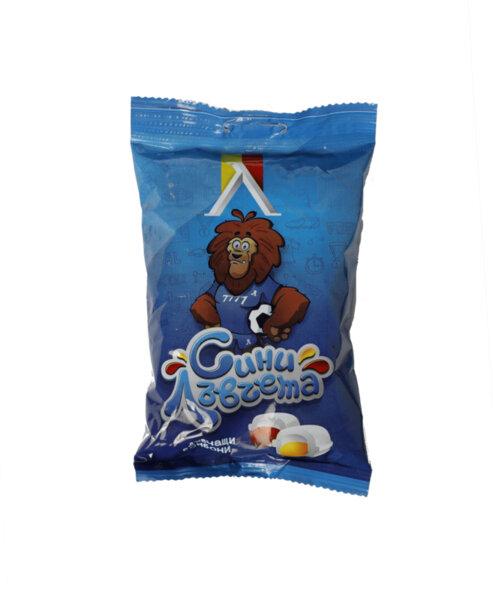 """Дъвчащи бонбони """"Сини лъвчета"""""""