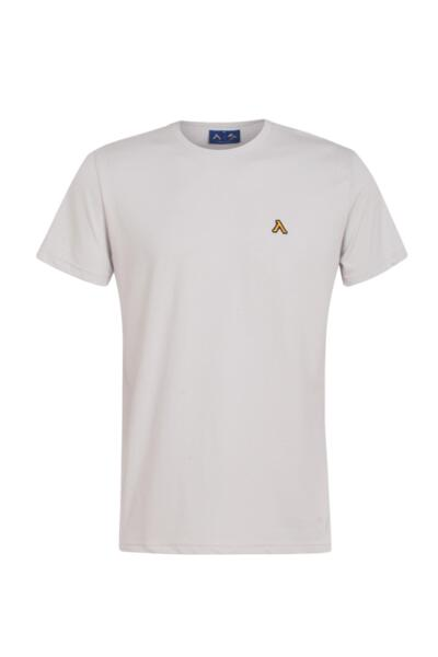 Тениска Logo Lunar Rock ( сива )