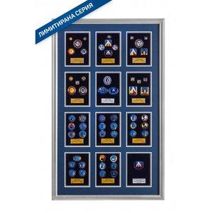 Колекционерска сет рамка, ограничен тираж в 5 копия