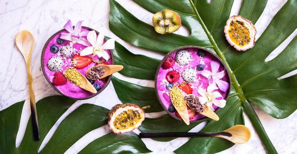 5 причини защо храненето от кокосова купа е страхотно!