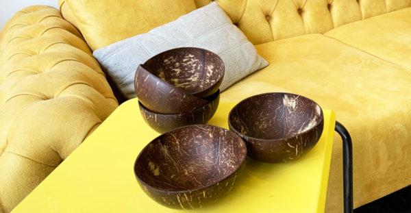Cocobowl – една кокосова купа, много приложения
