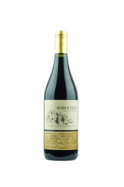 Borovitza Great Terroirs Gamza E&G