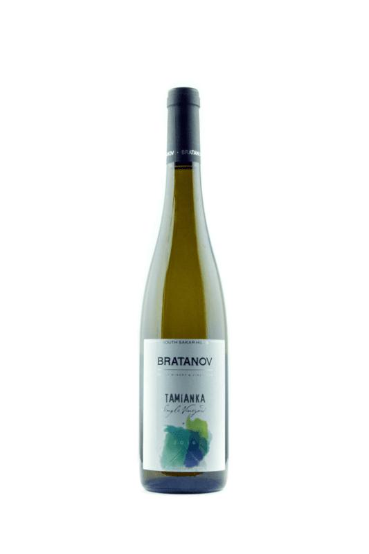 Bratanov Tamianka Single Vineyard