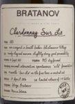 Bratanov Chardonnay Sur Lie