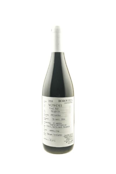 Borovitza Vox Dei Pinot Noir