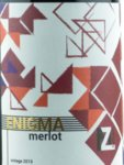 Malkata Zvezda Enigma Merlot 2015