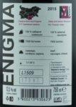 Malkata Zvezda Enigma Cabernet Sauvignon
