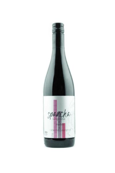 Rupel Spancha Sangiovese & Merlot & Cabernet Sauvignon