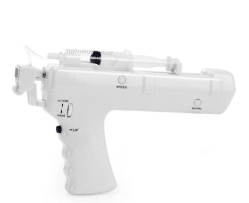 Pistol pentru mezoterapie fără ace