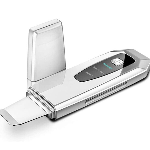 Spatulă cu ultrasunete pentru curățarea feței
