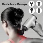 Aparat pentru masaj muscular