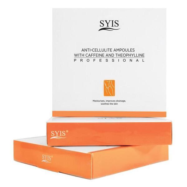 Fiola Anticelulita cu Cofeina si Teofilina SYIS- 10ml