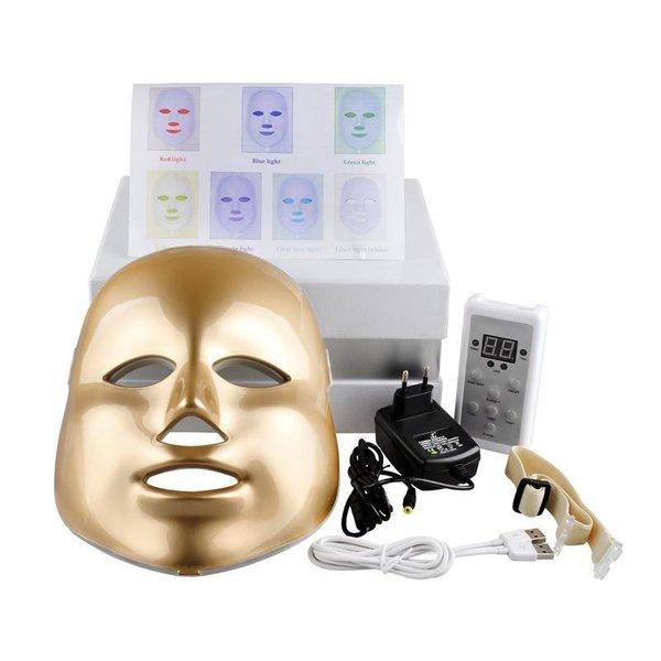 Mască LED pentru față