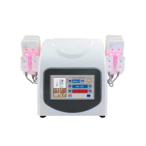 Lipolaser pentru slăbire cu 10 paduri de laser de 100 W