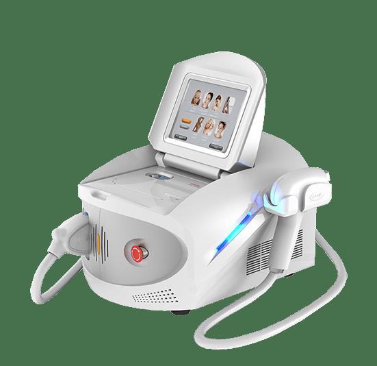 Laser profesional portabil cu diodă de 808nm pentru epilare permanentă