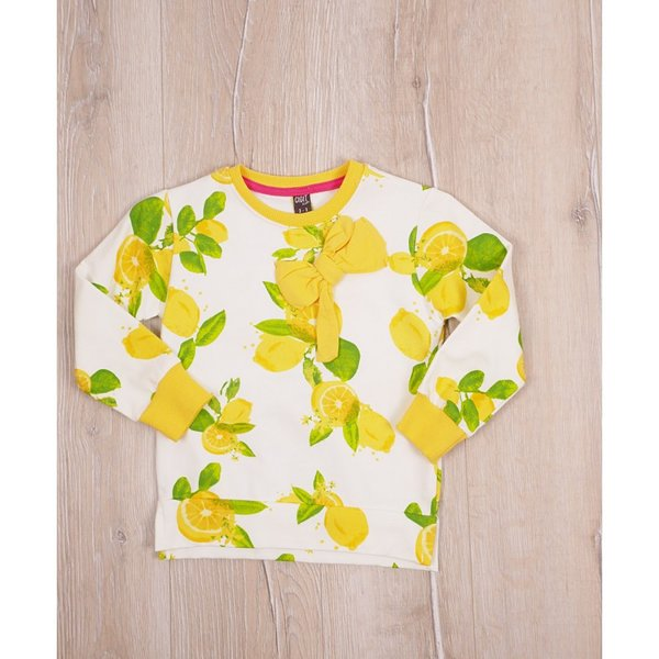 Детска блуза за момиченца ''Лимони''