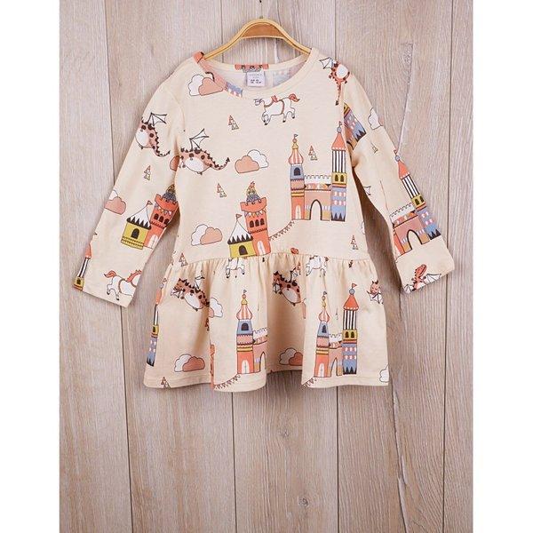 Памучна детска рокличка