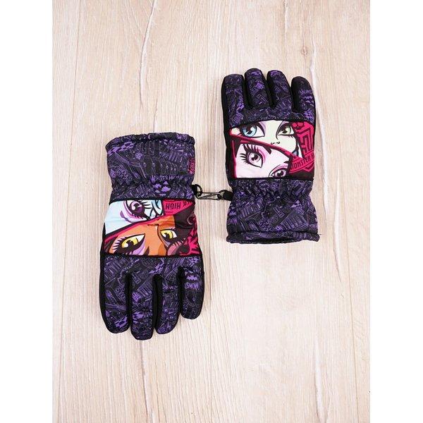 Детски непромокаеми ръкавици за момичета