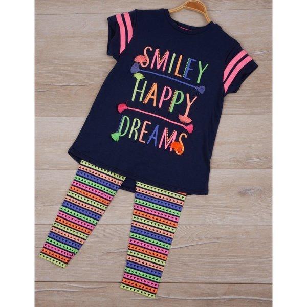 Цветен комплект за момиче ''Smile happy''