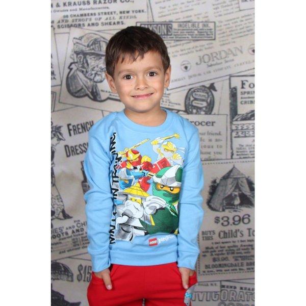 Блузка за момче ''Нинджаго''