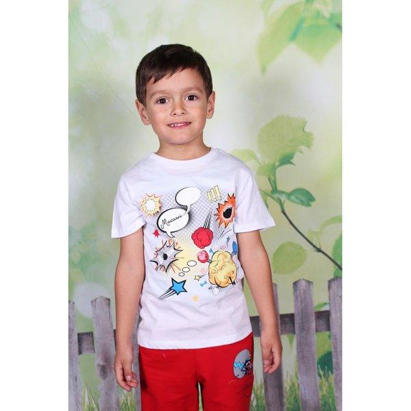 Детска блуза за момче с щампа