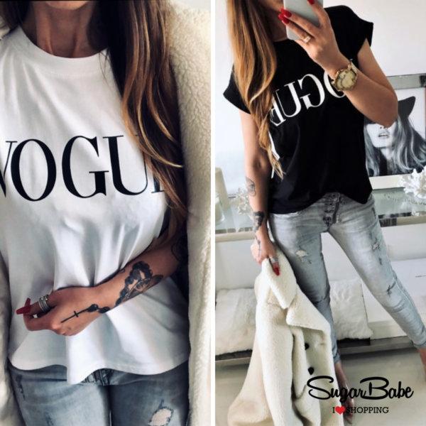 Дамска тениска ''VOGUE''