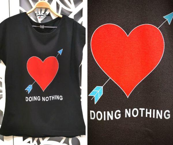 Памучна тениска ''Heart''