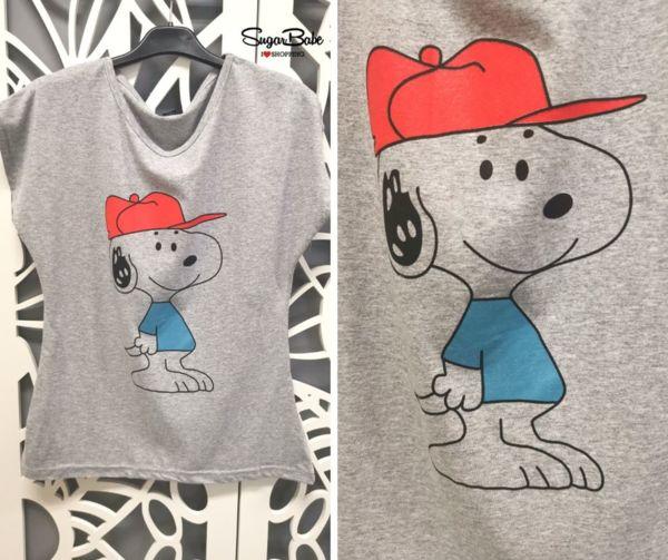 Памучна тениска ''Cool Dog''